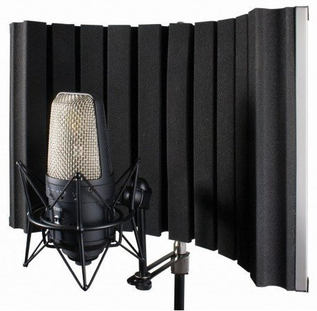 CAD Audio AS22 Foldable Stand-Mounted Acoustic Enclosure AS22