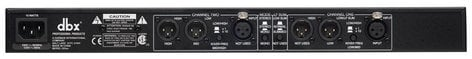 DBX 223XS Stereo 2 way/Mono 3-way Crossover 223XS