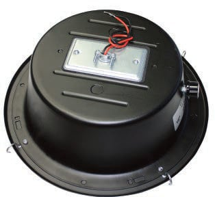 """Lowell SM805A 8"""" 70V In-Ceiling Sound Masking Speaker Assembly SM805-A"""