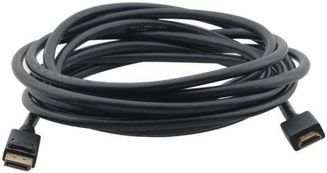 Kramer C-DPM/HM-3 3 ft HDMI DisplayPort Cable C-DPM/HM-3