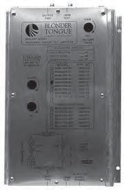 Blonder-Tongue BIDA86A-43 43dB Broadband Indoor Distribution Amplifier BIDA86A-43