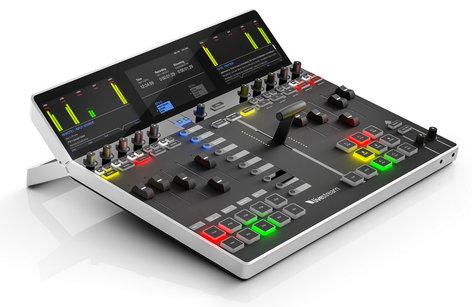 Livestream Studio HD1710 Rack-Mount Switcher with Bundled Control Surface LS-HD1710