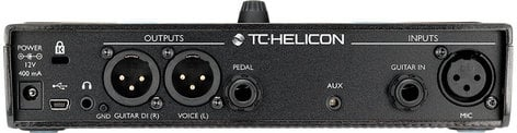 TC Electronic Play Acoustic Acoustic Guitar and Vocal Effects Processor PLAY-ACOUSTIC