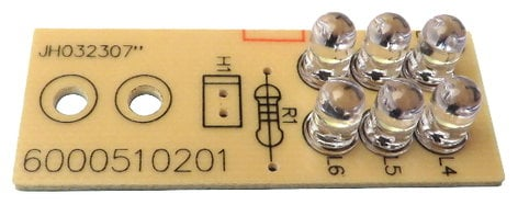 ART TUBE/LED-ART LED PCB for ART PS4x4 Pro TUBE/LED-ART