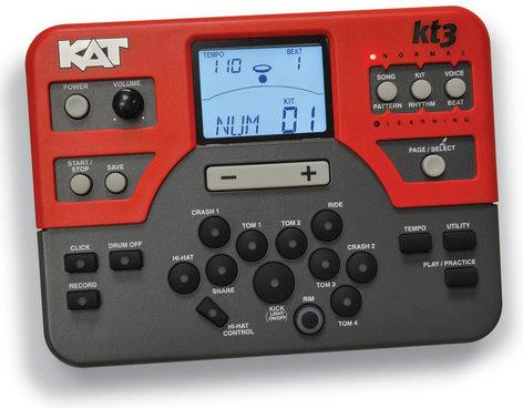 KAT Percussion KT3M Sound/Trigger Module for KT3 KT3M