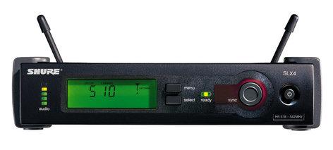 Shure SLX4 Wireless Microphone Diversity Receiver SLX4