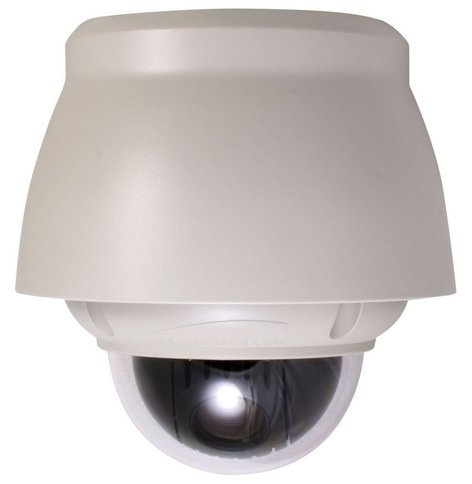 Speco Technologies CPTZ32D5W  22x All-In-One Outdoor PTZ Dome Camera, 3.9-85.8mm in White Housing CPTZ32D5W
