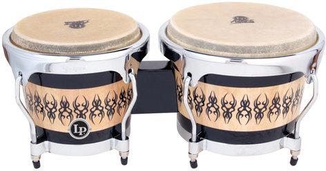 Latin Percussion LPA601 Aspire Series Wood Bongos LPA601