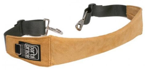 Porta-Brace HB-1040  Heavy Duty Suede Shoulder Strap HB-1040