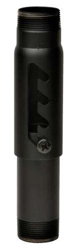 Peerless ALU1012  10ft-12ft Adjustable Aluminum Extension Column in Black ALU1012