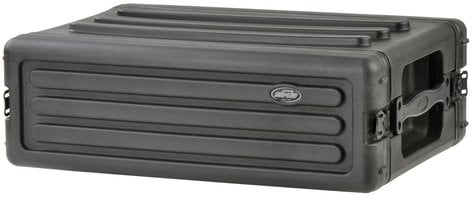 SKB 1SKB-R3S 3RU Roto-Molded Shallow Rack Case 1SKB-R3S