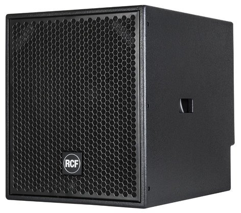 "RCF S8015 II 15"" 1000W Compact Bass-Reflex Subwoofer S8015-MK2"