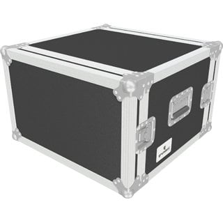 Grundorf Corp T8-SK0618 6-Space Tour 8 Shock Mount Rack Case T8-SK0618