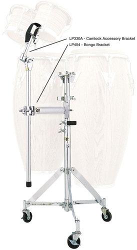 Latin Percussion LP454 Double Conga Stand Bongo Bracket LP454