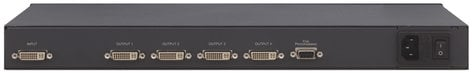 Kramer VM-4HDCPxl 1:4 HDCP Compliant DVI Distribution Amplifier VM4HDCPXL