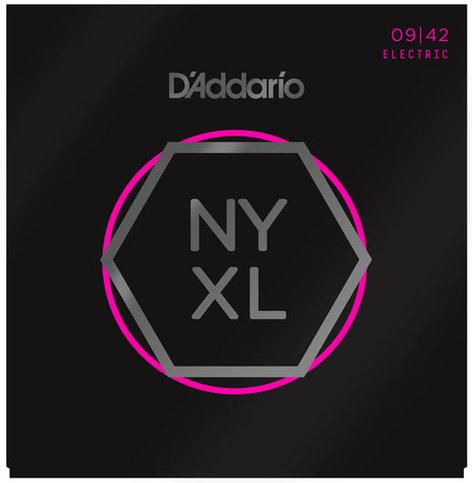 D`Addario NYXL0942 Super Light Electric Guitar Strings 9-42 NYXL0942