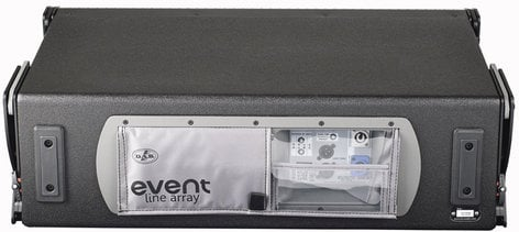 """DAS Audio Event 208A 3-Way Active Line Array Speaker with Dual 8"""" Woofers EVENT-208A"""
