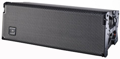"""DAS Audio Event 210A 3-Way Active Line Array Speaker with Dual 10"""" Woofers EVENT-210A"""