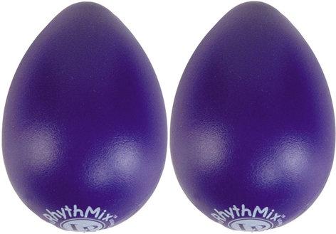 Latin Percussion LPR004 1 Pair of RhythMix Egg Shakers LPR004