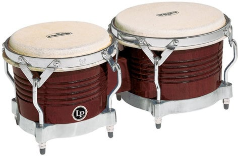 Latin Percussion M201 Matador Wooden Bongos M201
