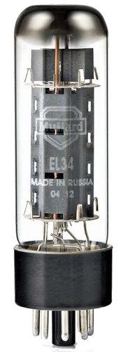 Mullard EL34-MULLARD  EL34 Power Vacuum Tube EL34-MULLARD