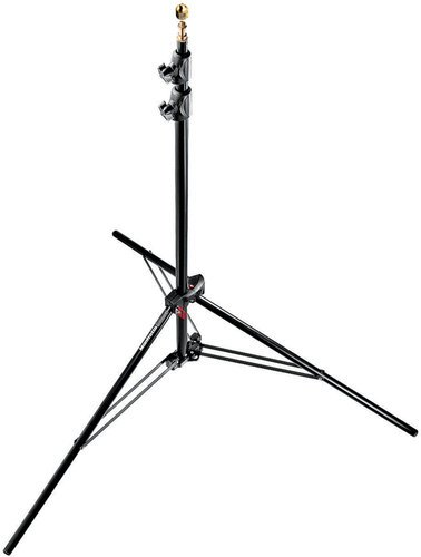 Manfrotto 1052BAC Air Cushioned Compact Aluminum Stand 1052BAC
