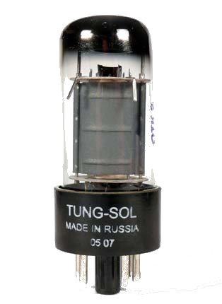 Tung-Sol T-6V6GT 6V6GT Power Vacuum Tube T-6V6GT-TUNG