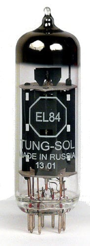 Tung-Sol T-EL84 EL84 Power Vacuum Tube T-EL84-TUNG