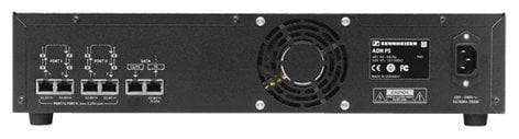 Sennheiser ADN PS KIT Power Supply for ADN Conferencing Systems with Rackmount Kit ADN-PS-KIT