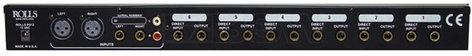Rolls RA62c 6-Channel Stereo Headphone Amplifier RA62C