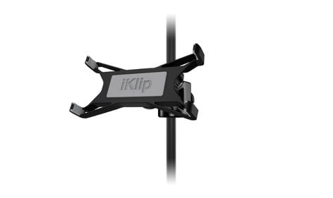 IK Multimedia iKlip Xpand Universal Microphone Stand Mount for Tablets IKLIP-XPAND