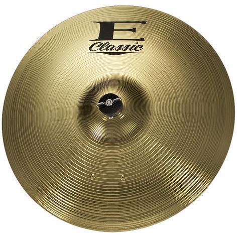 "Pearl Drums ECC12B 12"" E-Pro Brass Hi-Hat Bottom Cymbal ECC12B"