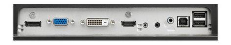 "NEC Visual Systems EA234WMi-BK 23"" Widescreen LED Backlit Desktop Monitor with IPS LCD Panel EA234WMI-BK"