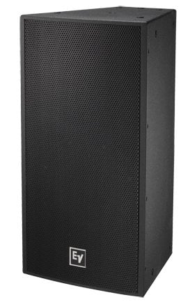 "Electro-Voice EVF-1122D/126 12"" 2-Way 120°x60° Full-Range 2400W Peak Passive Loudspeaker EVF-1122D/126-FGW"