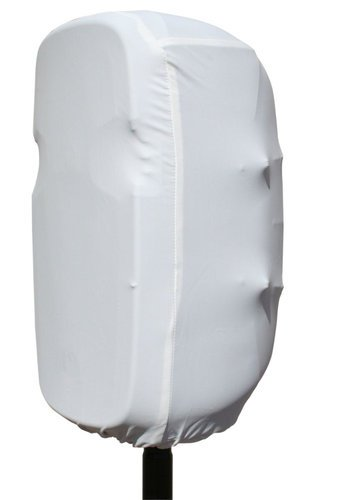 """Gator Cases GPA-STRETCH-10-W  Dust Cover for 10""""-12"""" PA Speakers in White GPA-STRETCH-10-W"""