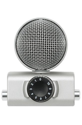 Zoom MSH-6 Mid-Side Microphone Capsule for H5 and H6 Handy Recorders MSH-6