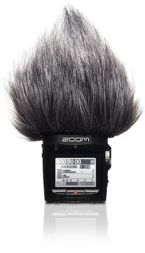Zoom WSU-1 Universal Windscreen for Handy Recorders and iQ5 Microphone WSU-1