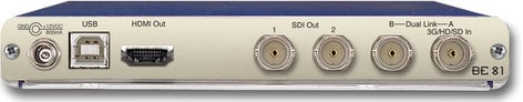 Ensemble Designs BE-81  BrightEye 81 3G/HD/SD SDI to HDMI Converter BE-81