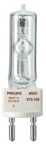 Philips 28727-6 MSR 575/HR Lamp with G22 Base 28727-6