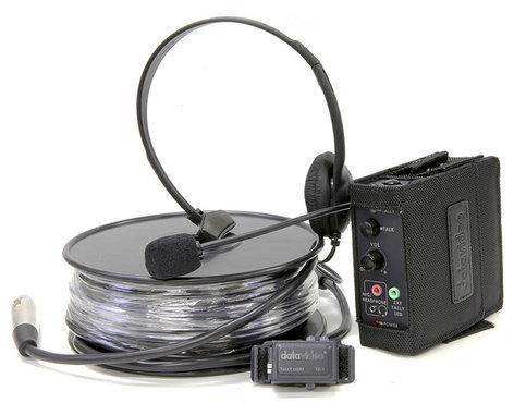 Datavideo Corporation ITC-100KF900 8 User Intercom System for SE-900 ITC100KF900