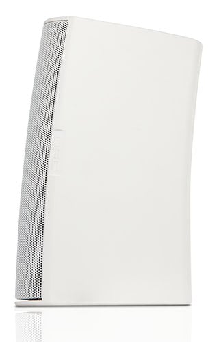 "QSC AD-S6T AcousticDesign 6.5"" 2-Way Surface Mount Speaker in White AD-S6T-WHITE"