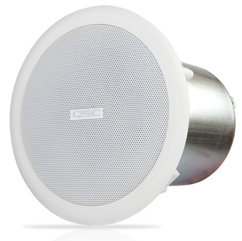 "QSC AC-C4T 4"" AcousticCoverage Ceiling Mount Loudspeaker AC-C4T"