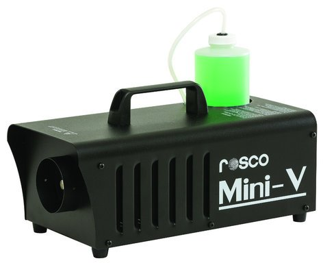 Rosco Laboratories Mini-V 120V Compact Fog Machine MINI-V-FOG-MACHINE