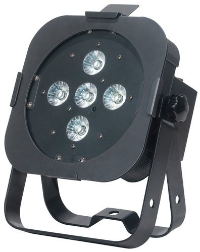 ADJ Flat Par TW5 Low Profile 5x 5 TRI LED Par Light Fixture FLAT-PAR-TW5