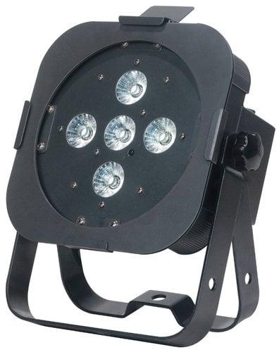 ADJ Flat Par TW5 Low Profile 5x 5 TRI LED Par Light Fixture FLAT-PAR-TW5