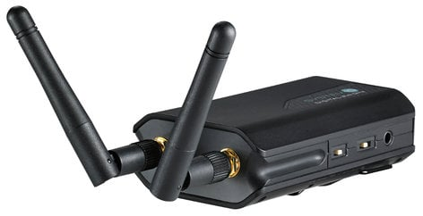 Audio-Technica ATW-R1700  System 10 Portable Camera-Mount Digital Wireless Receiver ATW-R1700