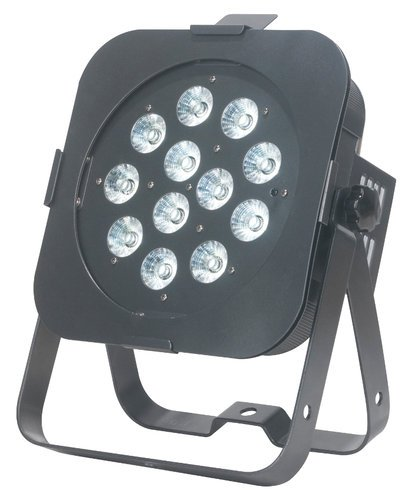 ADJ Flat Par TW12 Low Profile 12x 5 TRI LED Par Light Fixture FLAT-PAR-TW12