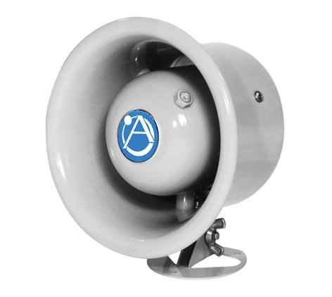 Atlas Sound WR-5AT Small Format Weather Resistant Music/Paging Loudspeaker 7.5W WR5AT