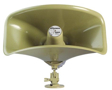 Bogen Communications KFLDS30T Horn, 30w w/Transformer, wide dispersion KFLDS30T