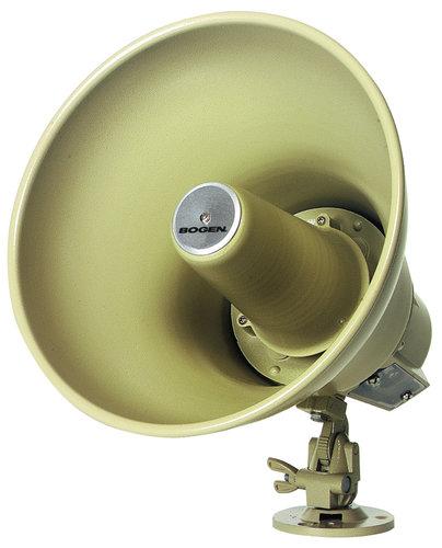 Bogen Communications SPT30A 30W Re-Entrant Paging Horn with 25/70V Transformer SPT30A